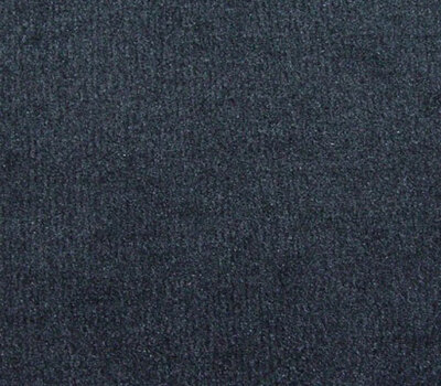 "#13912 - 72"" Wide Raw Black Carpet Material"