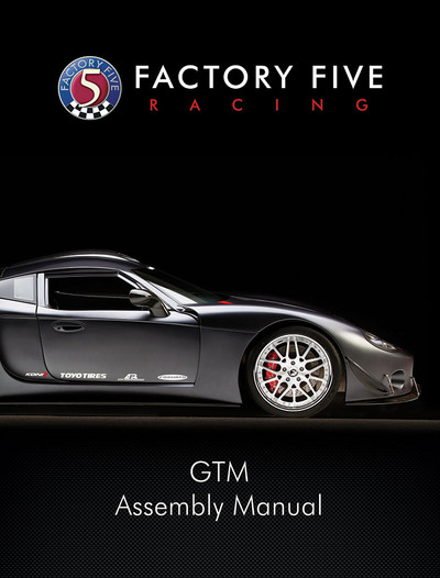 #25300 - GTM Assembly Manual - Printed Version
