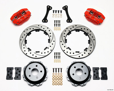 "Wilwood 12"" Front & 12.19"" Rear Brake Kit"