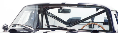 #12812 - Type 65 Coupe Replacement Windshield Glass