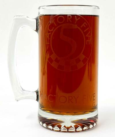 19237 - Factory Five Mug