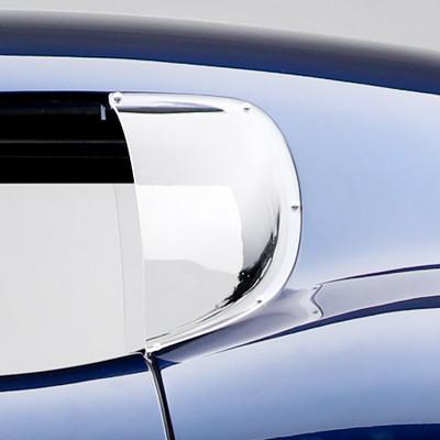 #12828 - Type 65 Coupe Rear Quarter Side Window