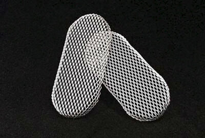 #12469 - Aluminum Brake Duct Screens