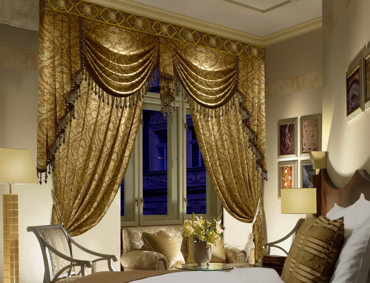 Custom Window Treatments Curtains And Draperies Page 1 Roomsbeautiful Com