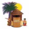 Tiki Hut Honeycomb Centerpiece