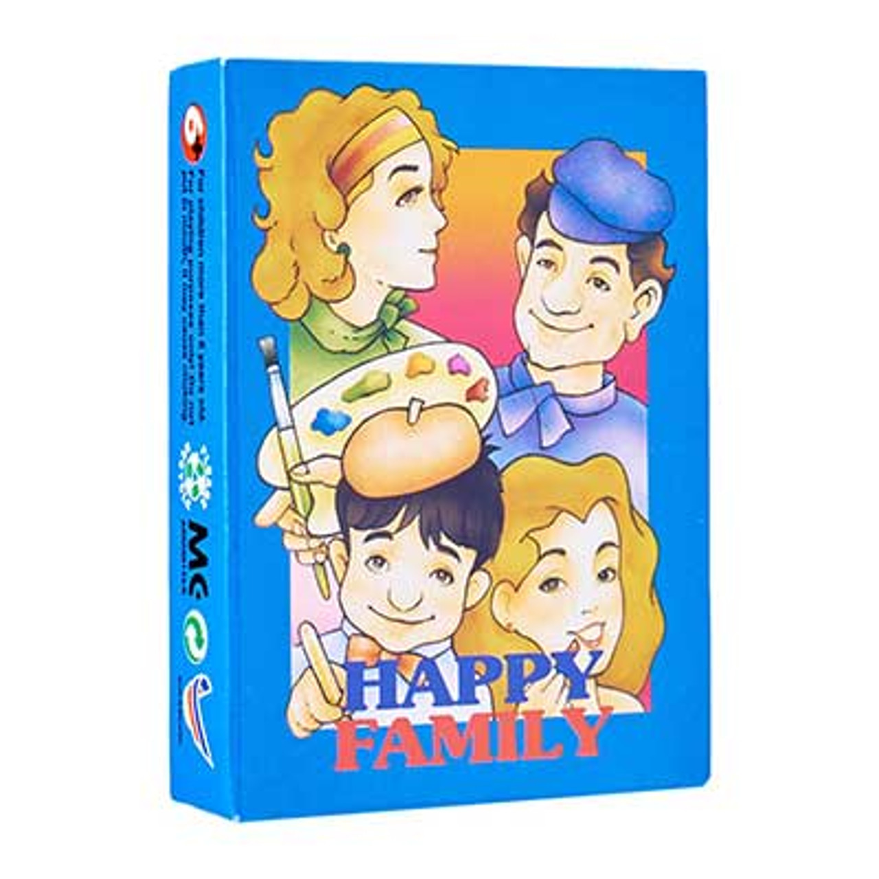 Happy Family Card Game Singapore Mtrade Novelty Wholesale