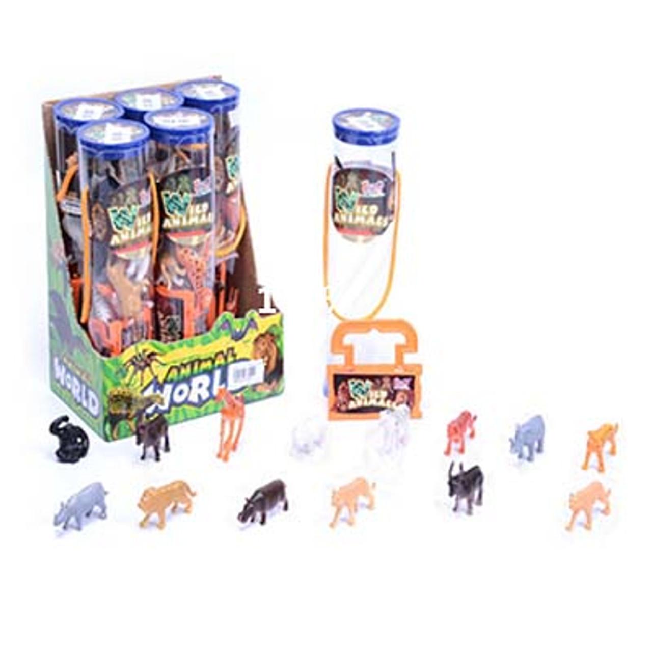 24 pcs Fun Express Farm Barnyard Animal Face Mini Notepads