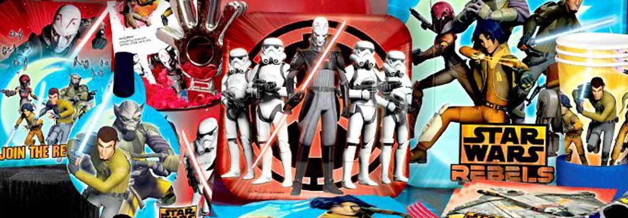 Party Supplies Star Wars