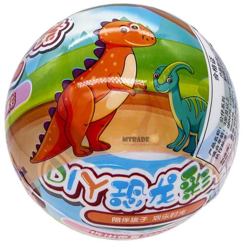 Capsule Dinosaur Painting Kit