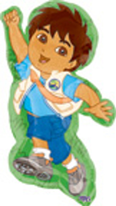 "33"" Go Diego Go Super Shape Balloon"