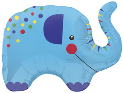"36"" Elephant Super Shape Balloon"