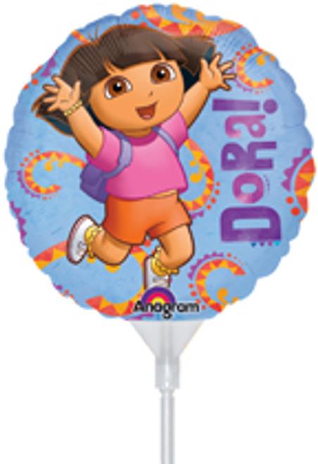"""9"""" Dora Air Filled Balloon"""