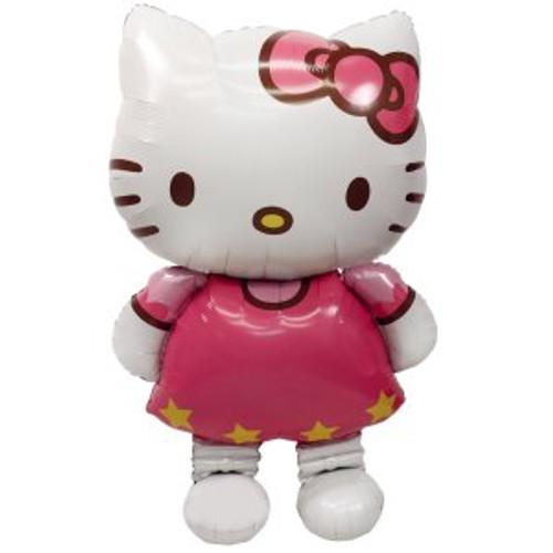 Hello Kitty Airwalker Balloon