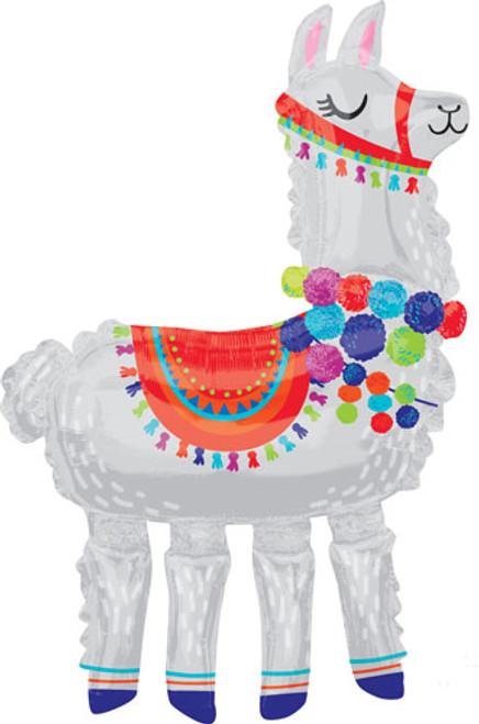 "58"" Llama Airwalker Balloon"