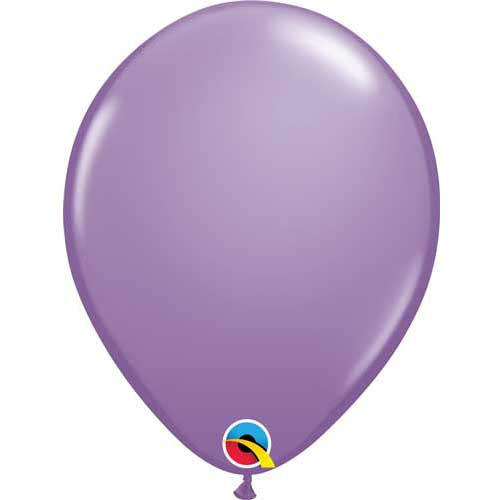 "Qualatex 11"" Standard Fashion Spring Lilac (Lavender) Latex Balloon"