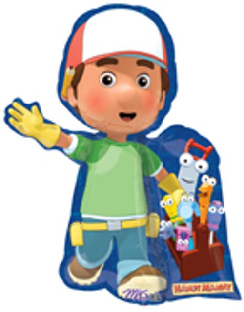 "35"" Handy Manny & Tools Super Shape Balloon"