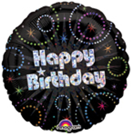 "18"" A Time To Party Birthday Balloon"