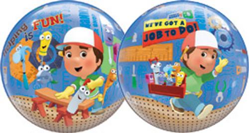 "22"" Handy Manny Bubble Balloon"