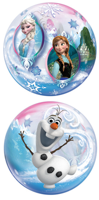 "22"" Disney Frozen Bubble Balloon"