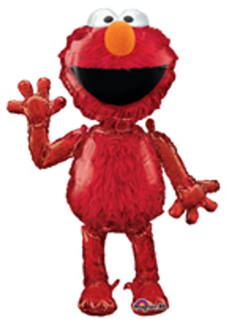 """54"""" Sesame Street Elmo Airwalker Balloon"""
