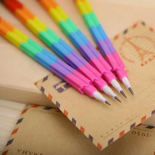 Puzzle Rocket Pencils