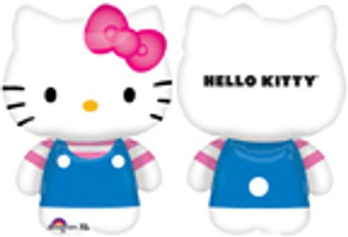 """30"""" Hello Kitty Summer Fun Super Shape Balloon"""