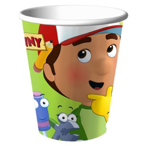 Handy Manny Paper Cups