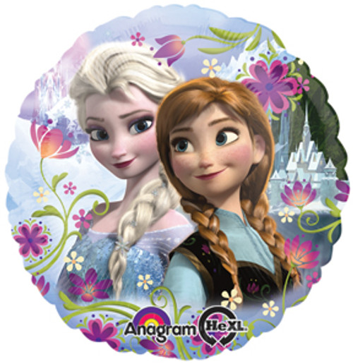 "17"" Disney Frozen Anna & Elsa Balloon"