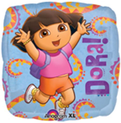 "18"" Hola Dora Square Balloon"