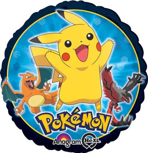"17"" Pokemon Foil Balloon"