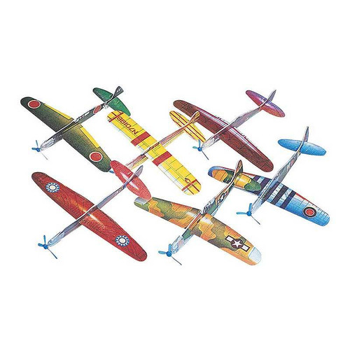 Glider Plane Toy Assortment 1pcs