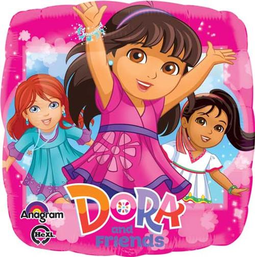 "17"" Dora & Friends Balloon"