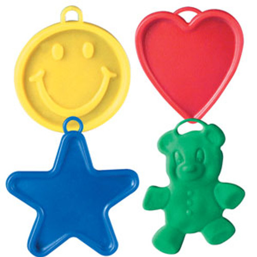 8g Primary Color Balloon Weight Assortment