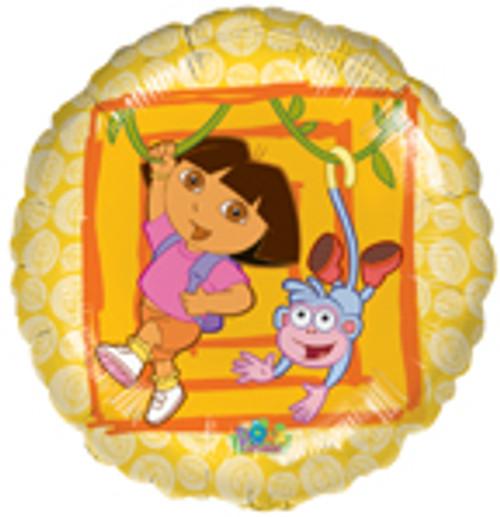 """18"""" Dora & Boots Balloon"""