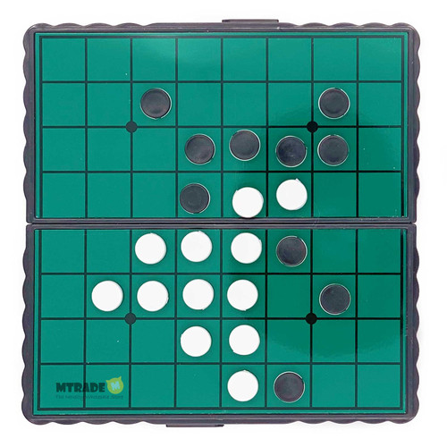 Magnetic Board Game WeiQi Reversi Game