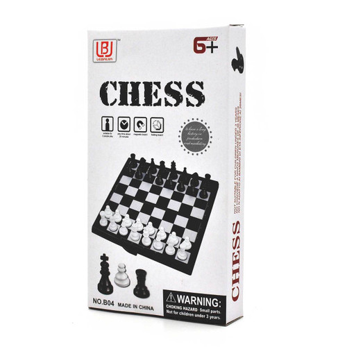 Magnetic Board Game Chess