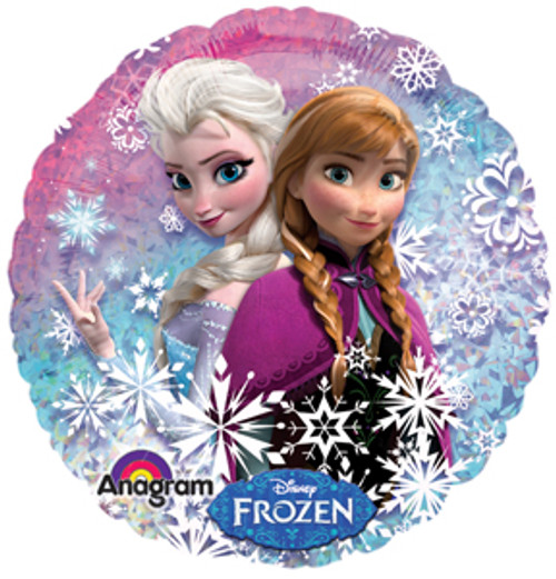 "18"" Disney Frozen Holographic Balloon"