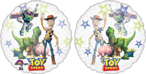 "26"" Toy Story See Thru Balloon"