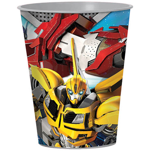 Transformers Animated Souvenir Cup