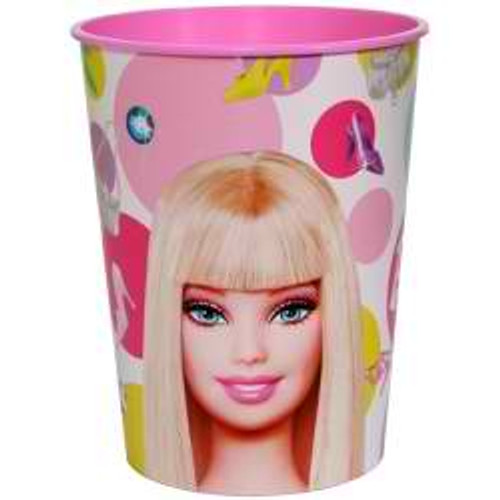 Barbie All Dolled Up Souvenir Cup