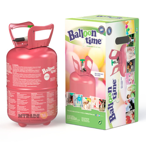 Disposable Helium Balloon Tank