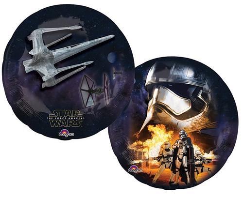 "32"" Star Wars Force Bad Characters Jumbo Balloon"