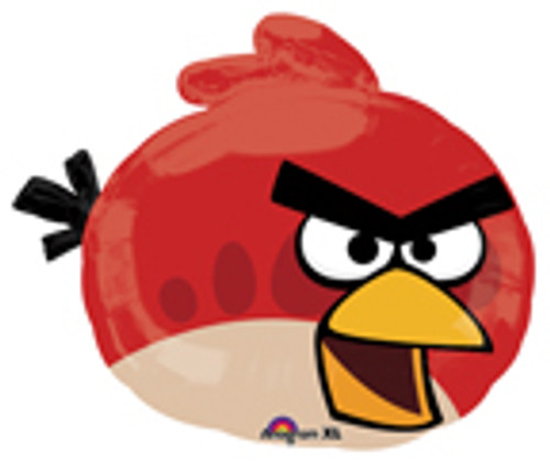 "23"" Angry Birds The Red Bird Super Shape Balloon"