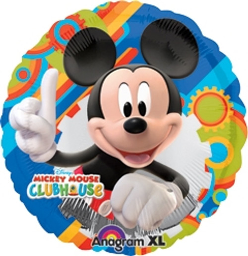 "17"" Mickey Clubhouse Balloon"