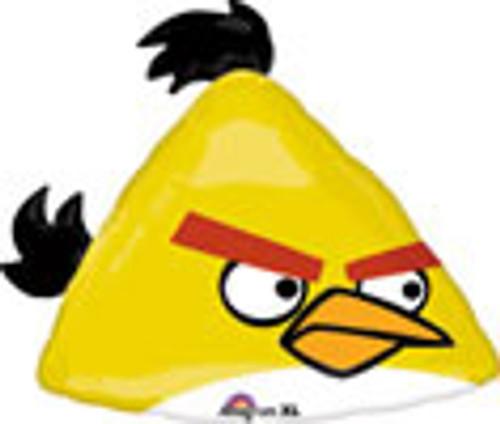 "23"" Angry Birds The Yellow Bird Super Shape Balloon"