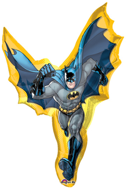 "39"" Batman Action Super Shape Balloon"