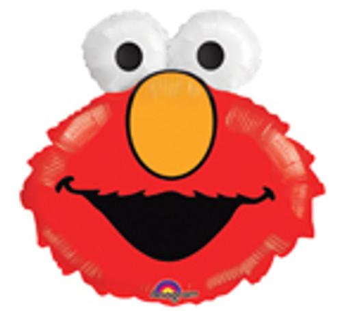 "20"" Sesame Street Elmo Head Super Shape Balloon"