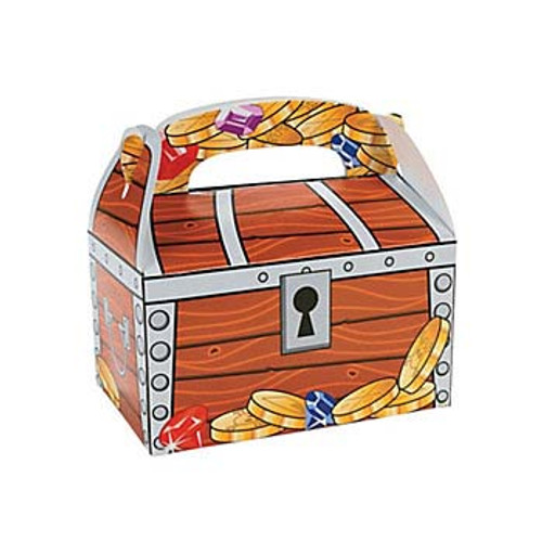 Treasure Chest Favor Boxes 12pcs/pack