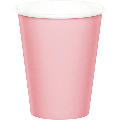Pink 9 Oz Hot/Cold Cup