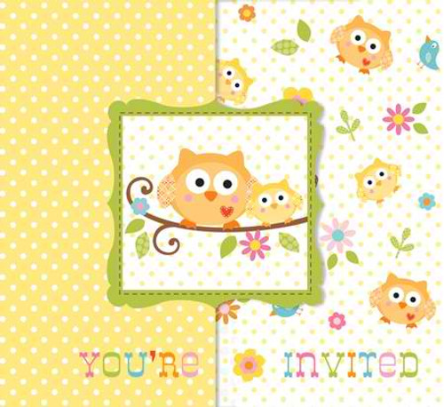 Happi Tree Invitation Cards & Envelopes